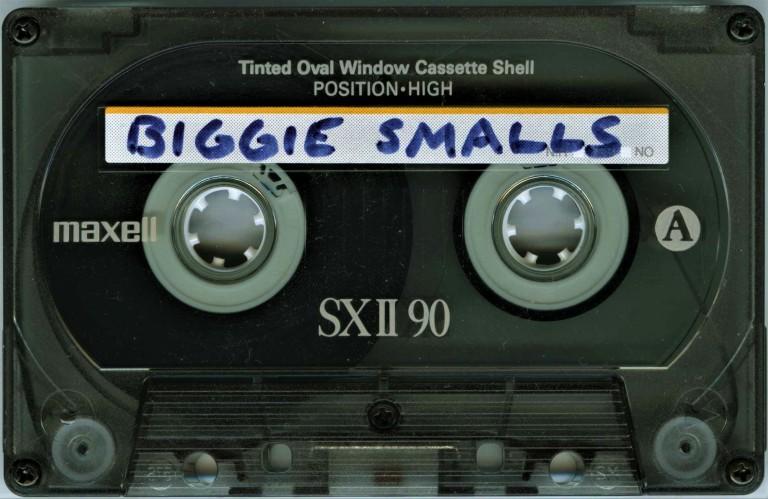 Puff Daddy Biggie Smalls Craig Mack & DJ 4-5 Hammersmith Palais London March 19th 1995 - Biggie tape