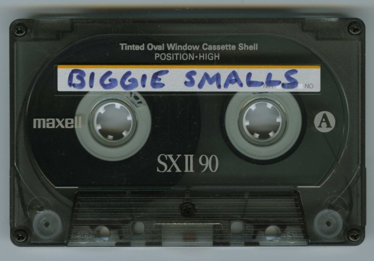 Puff Daddy Biggie Smalls Craig Mack & DJ 4-5 Hammersmith Palais London March 19th 1995 - Biggie tape
