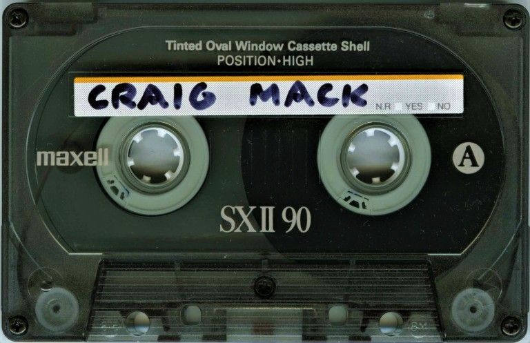 Puff Daddy Biggie Smalls Craig Mack & DJ 4-5 Hammersmith Palais London March 19th 1995 - Craig Mack tape