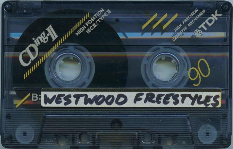 westwood-july-95-cassette