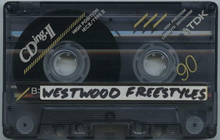 Westwood July 95 Cassette