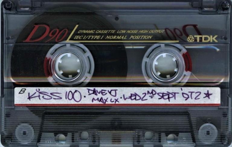 max-dave-2-september-1992-side-b