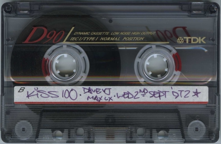 Max & Dave - 2 September 1992 Side B
