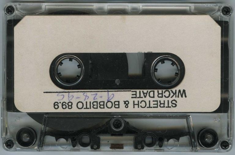 Stretch & Bobb - 28 September 1995 Tape