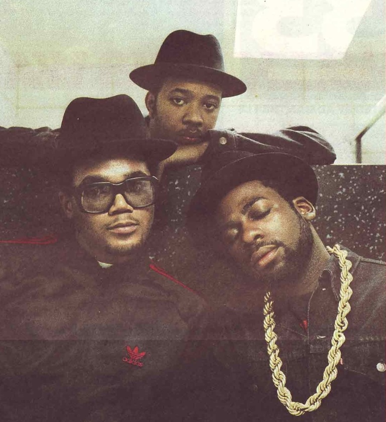 NME Run DMC - Madison Square Gardens