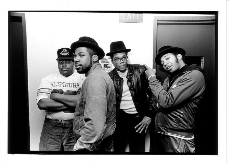 RUN DMC & Dre