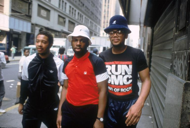 Run DMC_Early