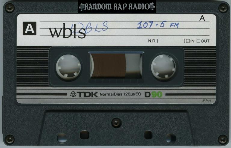 Frankie Crocker 107.5 WBLS 10th & 15th Sept 1983 TDK D90 wmark