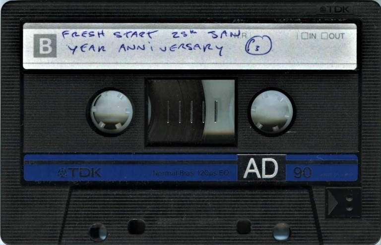 Dave Pearce - 24 Jan 1988 Nite FM 1st Birthday Part 1 Shell