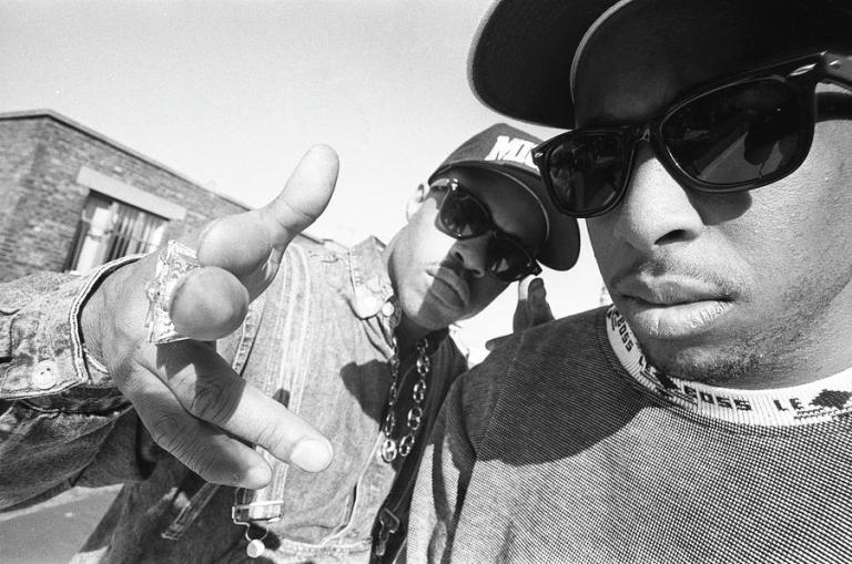 1-gang-starr-london-1990-martyn-goodacre