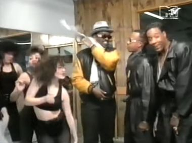 Fab 5 Freddy Lookin like home cookin