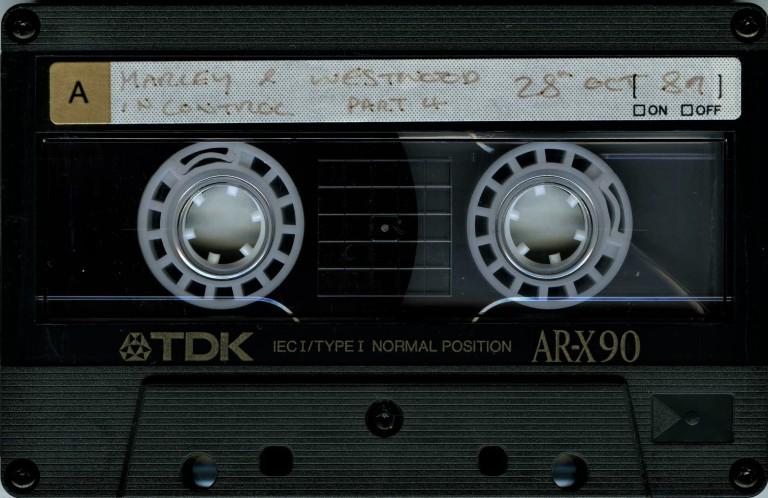 Final LA Gear Rap Exchange [Feat DJ Clark Kent] Westwood & Marley Marl - 28 October 1989 [REMASTERED] (1) - Copy