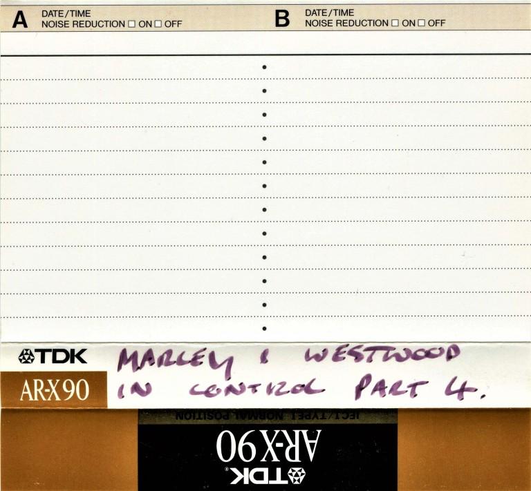 Final LA Gear Rap Exchange [Feat DJ Clark Kent] Westwood & Marley Marl - 28 October 1989 [REMASTERED] (2)