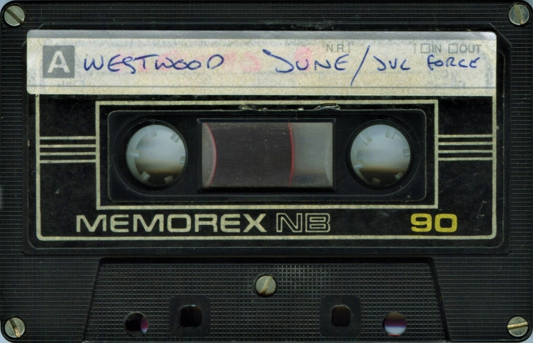 WESTWOOD JUNE MEMOREX