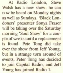 .Music & Media Magazine - 26 September 1987